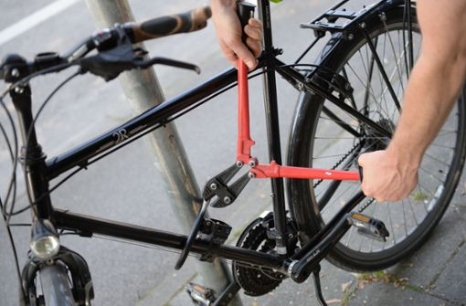 So sichert man sein Fahrrad gegen Diebstahl
