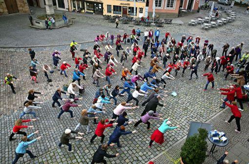 Sport im Freien für die zweite Lebenshälfte