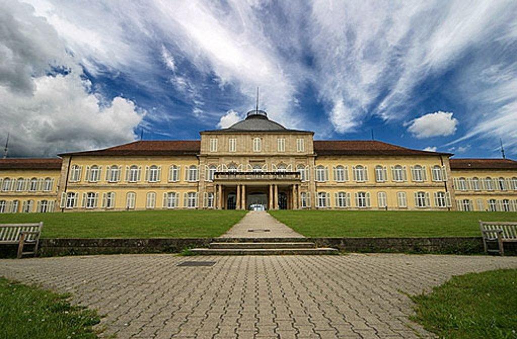 Die Uni Hohenheim will sich gegen neue Sparpläne der Landesregierung wehren. Foto: Leserfotograf thomas_greve