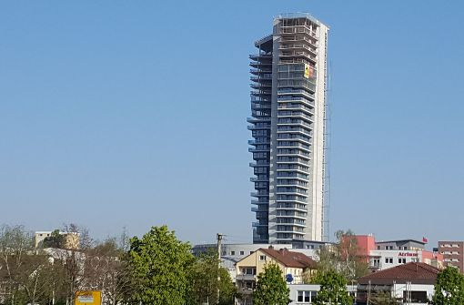 Gewa-Tower kostet noch 26 Millionen Euro