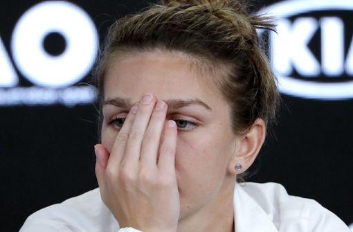 Australian-Open-Finalistin in Klinik behandelt