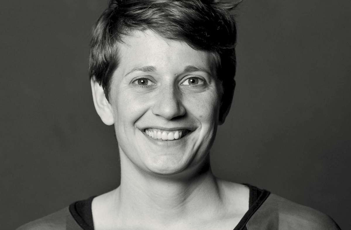 Hannah Japes ist Betriebsleiterin in der Livespielstätte Im Wizemann. Foto: Stefan Jetter