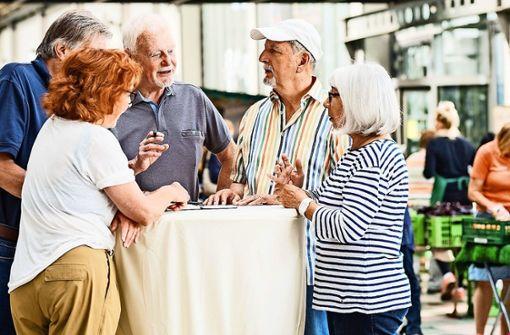 Senioren-WG  statt Pflegeheim