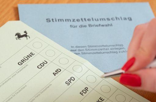 So hat Stuttgart gewählt