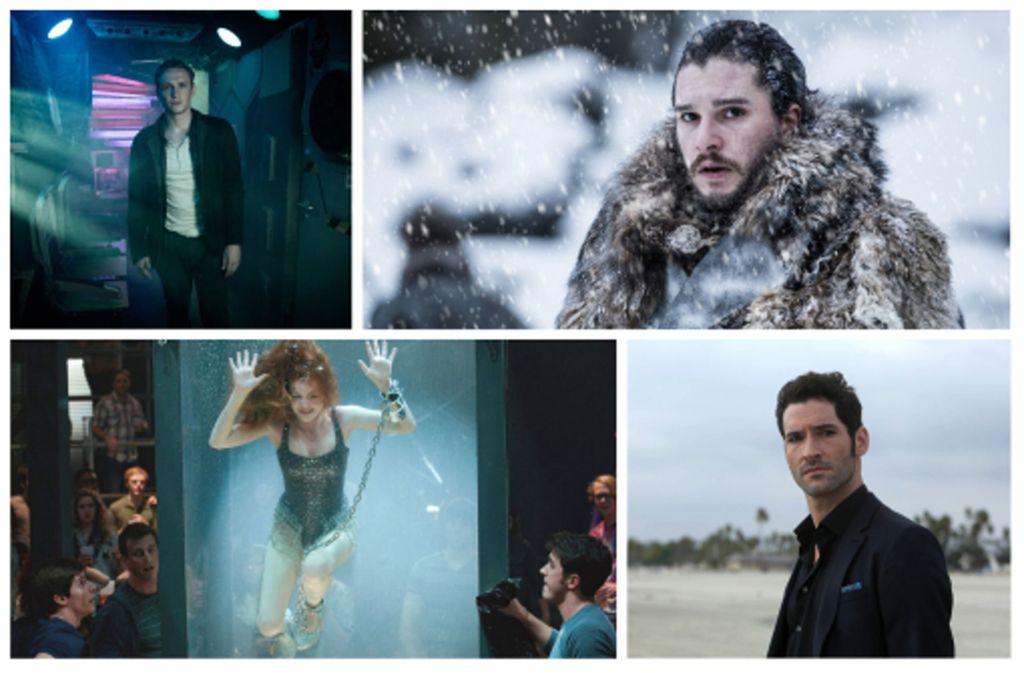 Welche Filme und Serien 2017 bei Amazon Prime Video am beliebtesten waren, erfahren Sie in unserer Bildergalerie Foto: dpa/Amazon/AP/HBO
