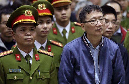 Keine Todesstrafe für entführten Geschäftsmann gefordert