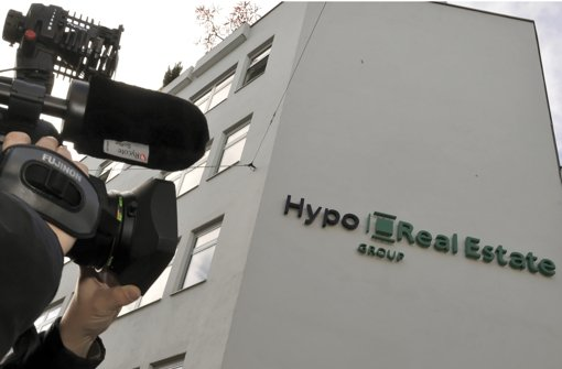 Die Hypo Real Estate hat ihre Bilanz manipuliert