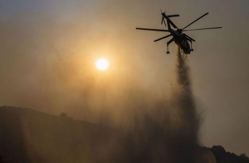 Hunderttausende in Kalifornien ohne Strom