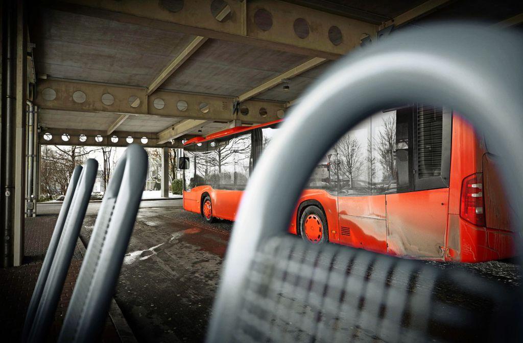 Viele Stadträte wollen ein preisgünstiges ÖPNV-Tagesticket für Backnang (Symbolbild). Foto: Stoppel/Archiv