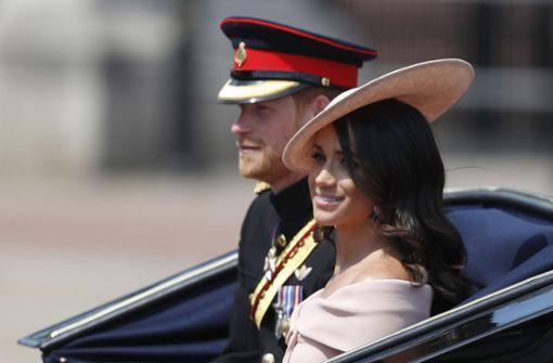 Prinz Harry auf den Spuren seiner Eltern