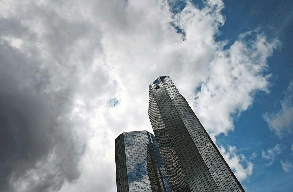 Die Deutsche Bank befürchtet nach dem Urteil Kosten in dreistelliger Millionenhöhe. Foto: dpa/Arne Dedert