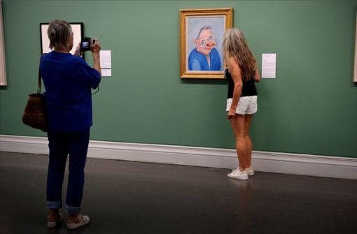 Ist ein Selfie mit Picasso-Kunstwerken erlaubt?