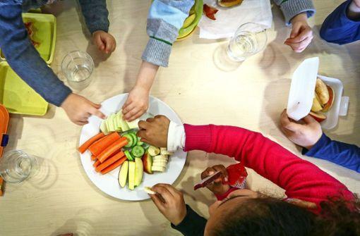 Kinder werden abwechselnd an  einzelnen Tagen betreut