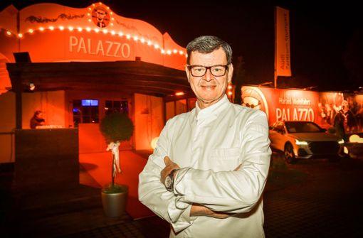 Palazzo fällt erneut in Stuttgart aus