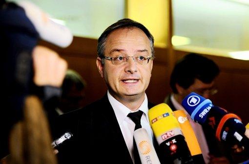 Der künftige Kultusminister heißt Andreas Stoch. Foto: dpa
