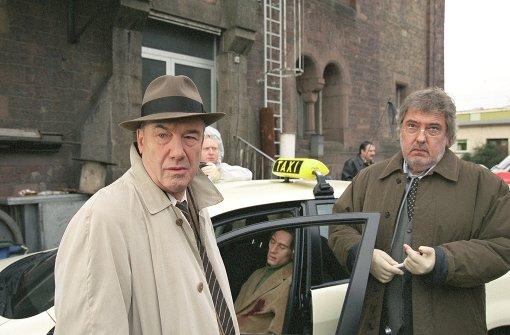 """Tatort""-Schauspieler Klaus Spürkel ist tot"