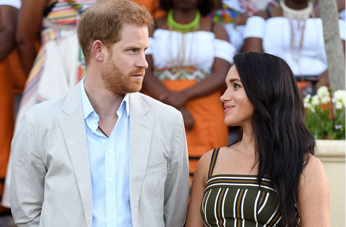 Wie feiern Prinz Harry und Herzogin Meghan die Taufe ihrer Tochter Lilibet Diana? Foto: imago images/i Images/i-Images