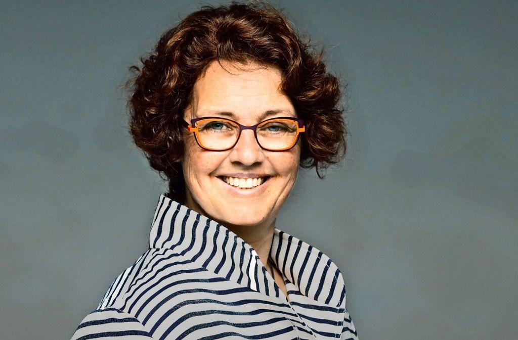 Astrid Pellengahr hat klare Vorstellungen von der Zukunft des Landesmuseums. Foto: Fotofabrik Stuttgart