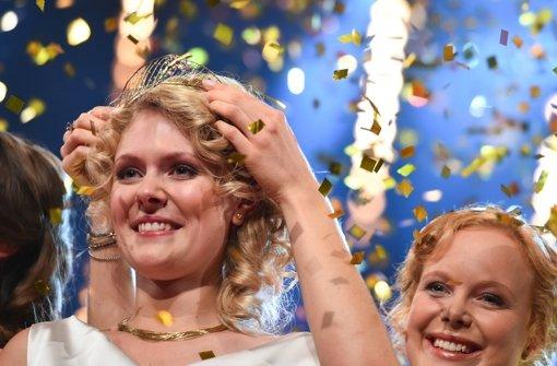 Pfälzerin Janina Huhn ist Deutsche Weinkönigin