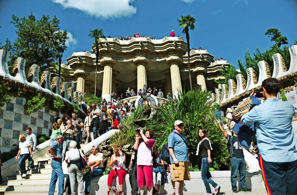 """Bei der Barcelona-Reise 2016 haben die Stadträte einen """"Urlaubstag"""" selbst bezahlt. Foto: picture alliance"""
