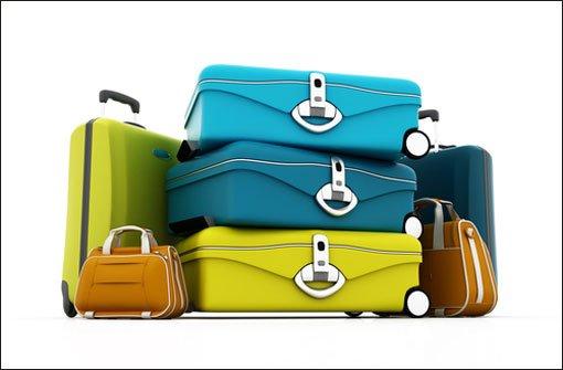 Fluglinien haften für Schäden am Gepäck