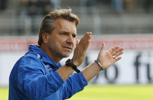 Horst Steffen hat neuen Job