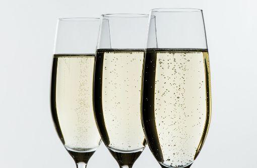 Champagner-Fan darf wohl nicht mehr mitfliegen