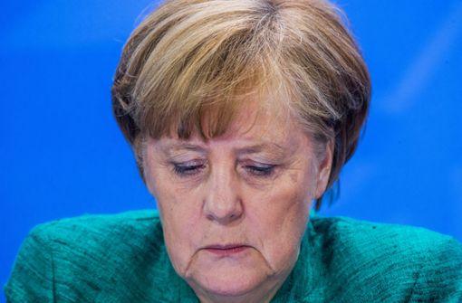 CDU rühmt Merkels  Erfolg