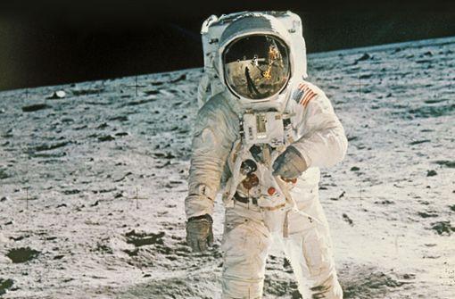 Was von der Mondlandung geblieben ist