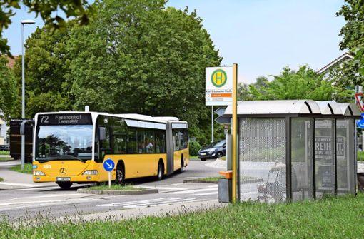 Bus macht  Straßen im Märchenviertel kaputt