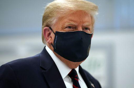 Twitter und Facebook löschen Trump-Beiträge zum Coronavirus