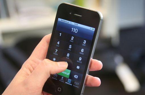 Frau ortet Täter per Handy
