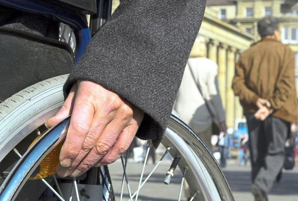 Behinderte Menschen bekommen ab 2015 mehr Rechte. Foto: Archiv