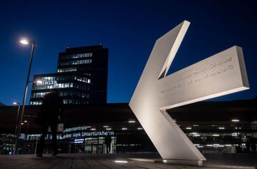 """""""Ein Bekenntnis zum Mercedes-Benz-Traditionsstandort Untertürkheim"""""""