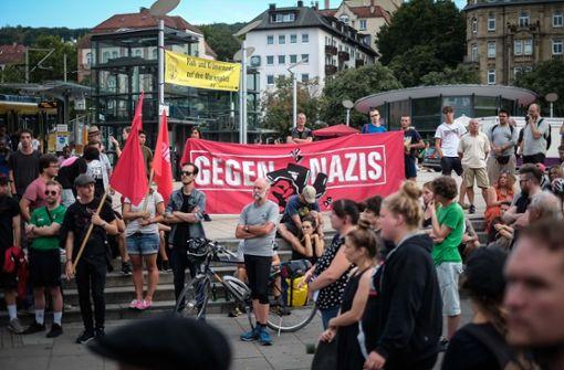 So aktiv sind  die Linksextremisten in Stuttgart und Region