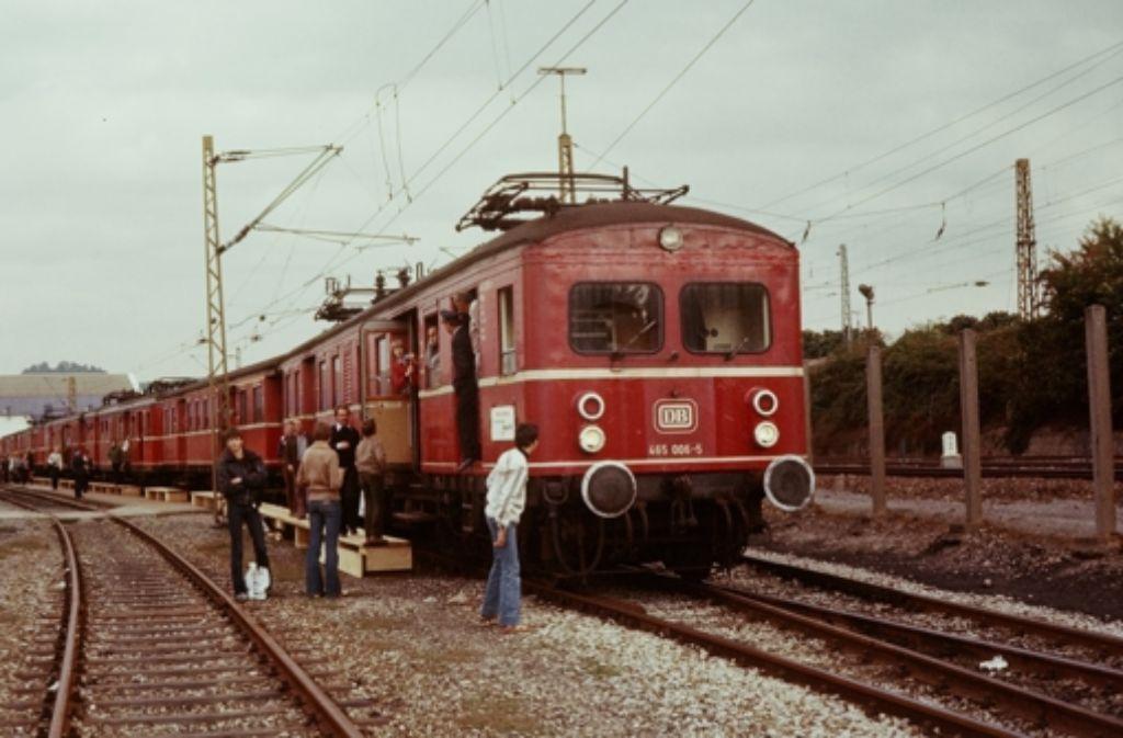 Der Rote Heuler war einst das Rückrat des regionalen Eisenbahnverkehrs. Foto: FsZ