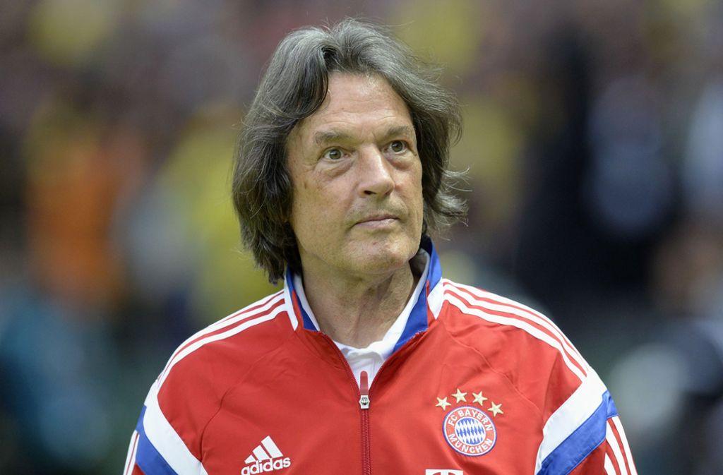 Hans-Wilhelm Müller-Wohlfahrt beendet seinen Dienst als Mannschaftsarzt beim FC Bayern. (Archivbild) Foto: AFP/CHRISTOF STACHE