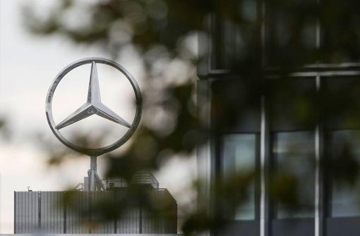 Daimler ruft in China rund 2,6 Millionen Fahrzeuge zurück