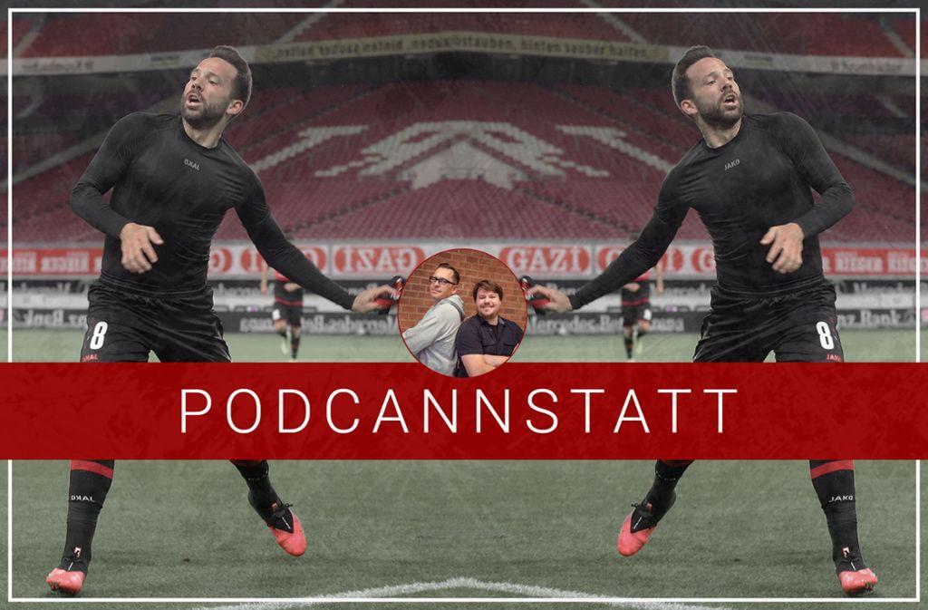 Gonzalo Castro vom VfB Stuttgart steht unter anderem im Fokus der aktuellen Folge. Foto: StZN/Baumann