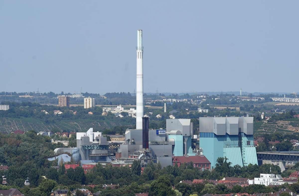 Im Kraftwerk in Münster soll 2025 die Verbrennung von Kohle eingestellt werden. Der Betreiber EnBW wechselt auf Gas. Foto: EnBW/Uli Deck