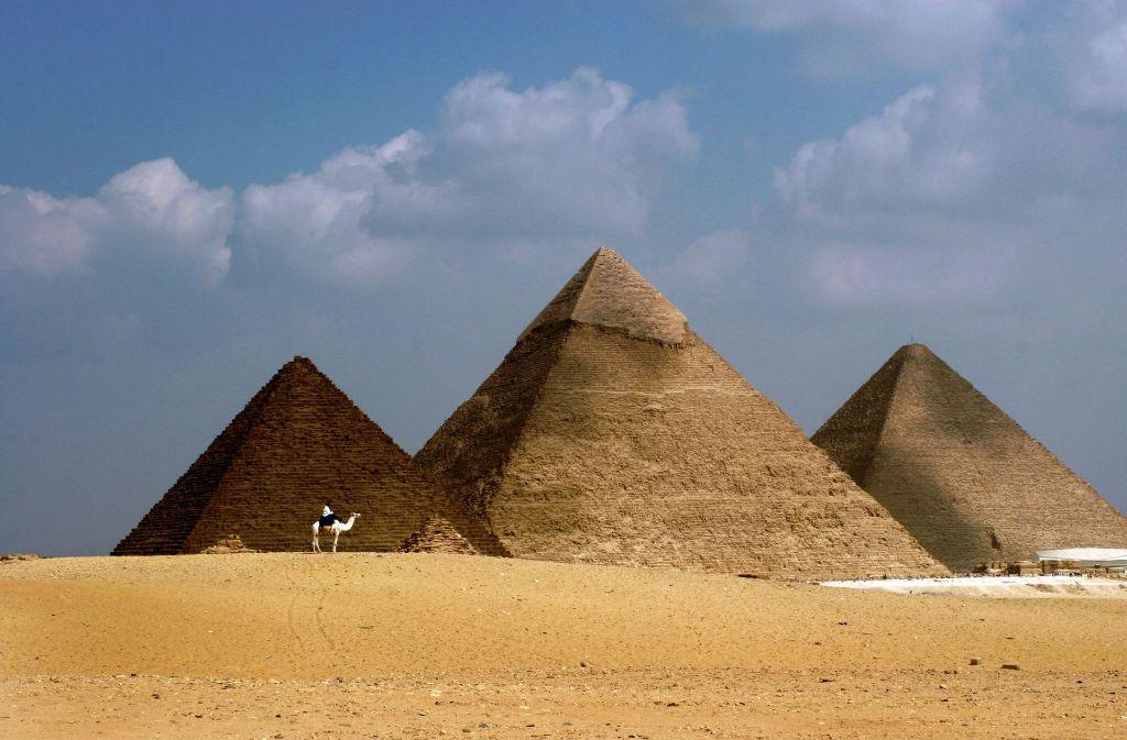 Pyramide Entdeckt