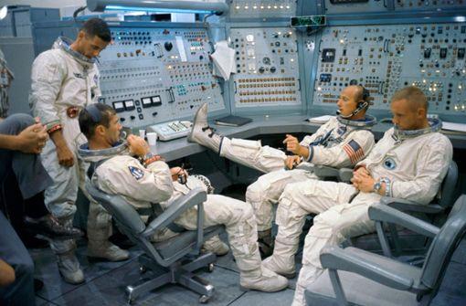 Das Leben des ersten Mannes auf dem Mond