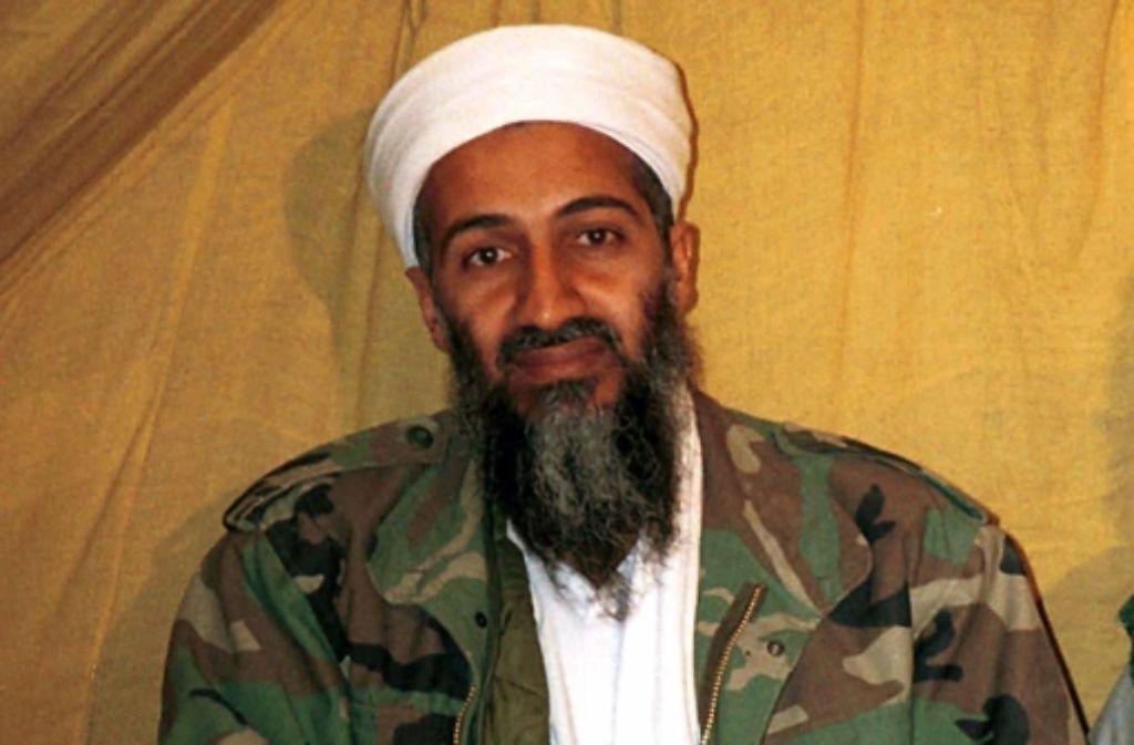 Al-Kaida-Chef Osama bin Ladem wurde 2011 getötet. Foto: AP