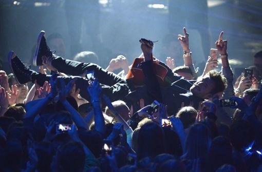 Hörer krönen viele Hip-Hop-Künstler