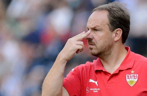 Ex-Coach Zorniger glaubt an Klassenverbleib der Roten