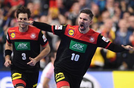 Die Berliner Säulen des deutschen Handballs
