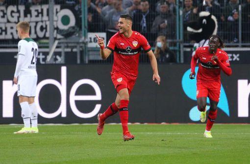 Nur ein Team hat  torgefährlichere Abwehrspieler als der VfB Stuttgart