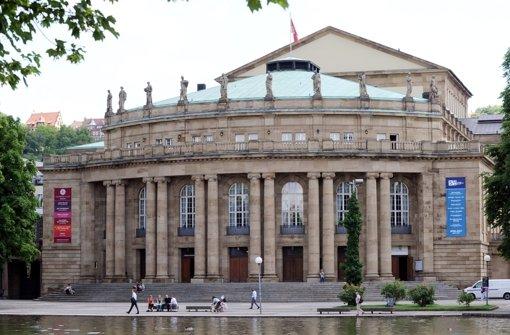 Das Opernhaus bröckelt