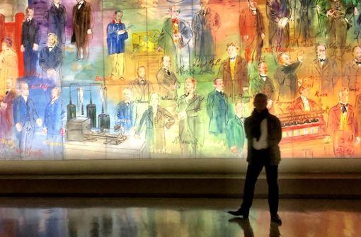 Ein Museum drängt aus dem Schatten der Konkurrenz
