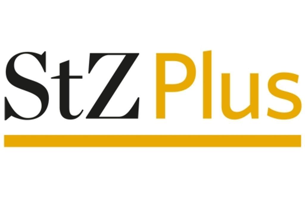 """Das """"StZ Plus""""-Symbol wird künftig die Texte kennzeichnen, die exklusiv für digitale Abonnenten zu lesen sind Foto: StZ"""